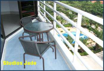 appartement en location à View Talay Thailande