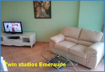 studio available in Jomtien